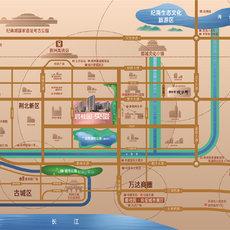 碧桂园·央玺项目区位图