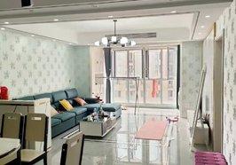 白云花园电梯中层,两房两厅,精装修,年租金21800
