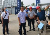 市领导推进绿谷小镇华中农资农机批发市场二期建设