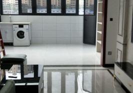 嘉禾御景8栋电梯2层117平方+40平方阳光房,三房两厅一厨两卫,全新精装修带家具家电,拎包入住。