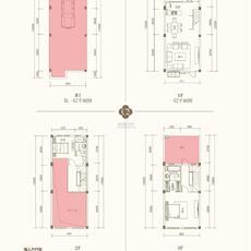 99庄园C2玖域户型图