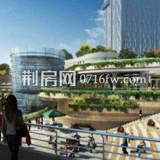 荊州城際空間站公寓