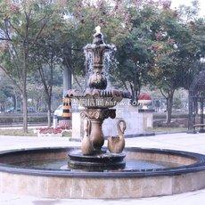 香榭丽舍五期营销中心喷泉