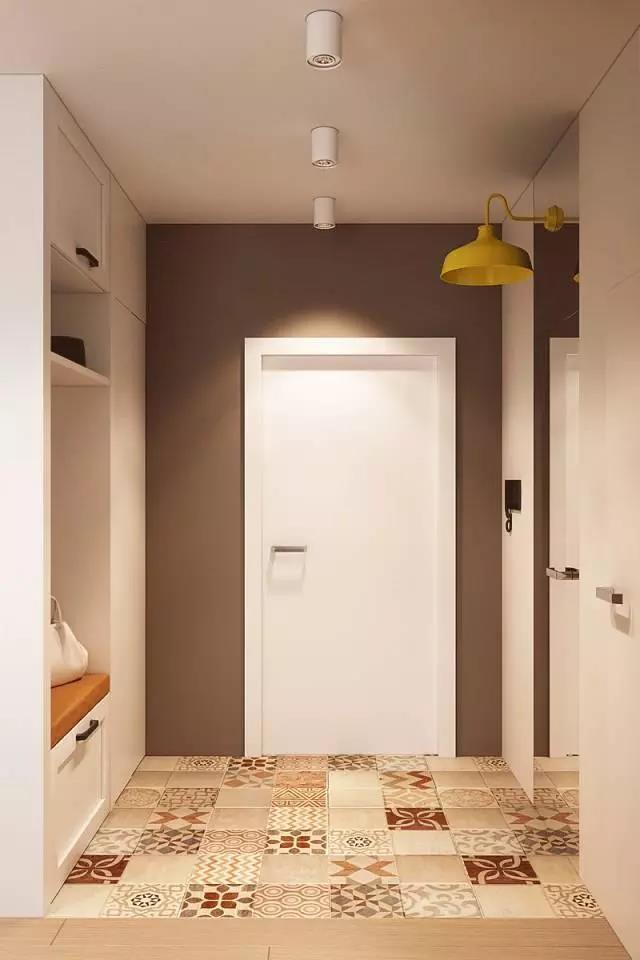 一个 65㎡公寓的创意设计,超完美!