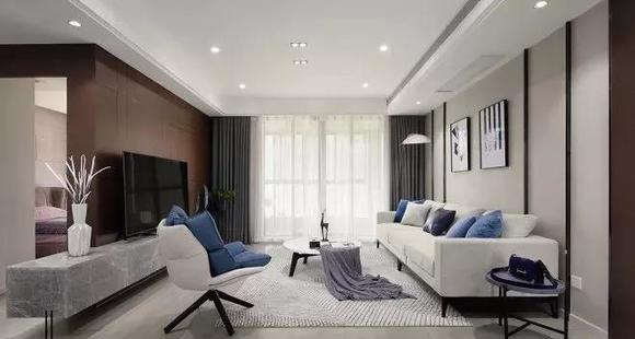 142m² 唯美空间,现代时尚、精致简约!