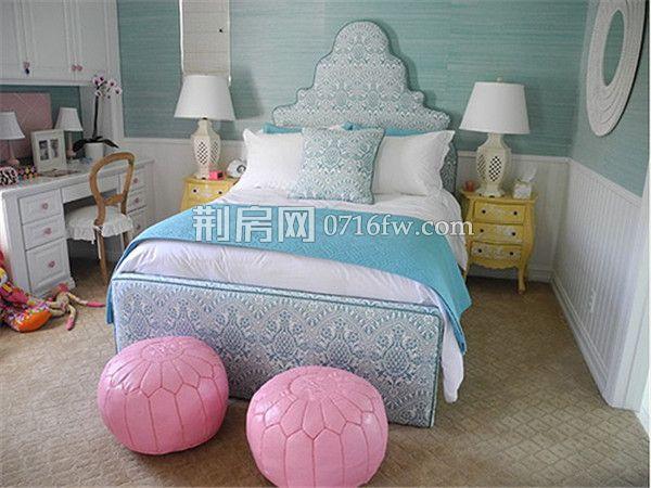 女生房间颜色搭配 如何装饰出更加舒适的家!