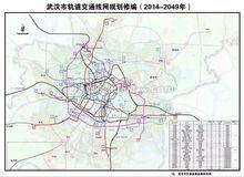 湖北一县级市纳入武汉轨道交通线网规划