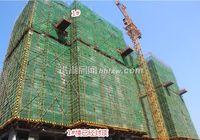 瑞湖坐标城11月工程进度:1#、2#楼已封顶