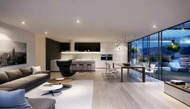 客厅铺地板还是瓷砖?先回答这6个问题!