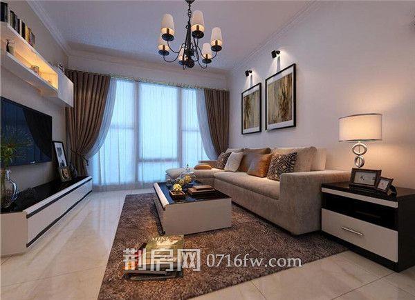 客厅窗帘选择什么颜色好?看这里就知道了