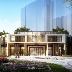 荆州世茂长投云锦营销中心