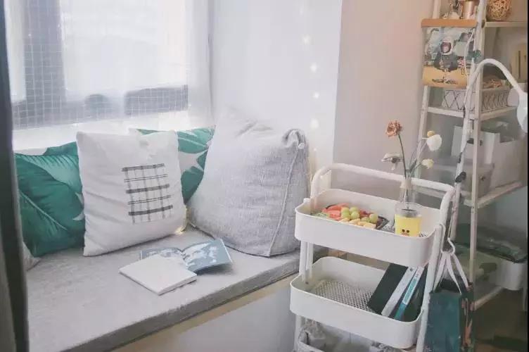 你家飘窗还在堆杂物?教你7种改造方式!