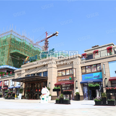 石首碧桂园利达城营销中心实景图