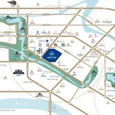 雅居樂·錦城區位圖