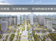 荆北将是未来新浦东 区域热盘迎来春天?