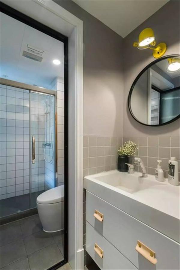 攻略:小卫生间如何做好干湿分离?