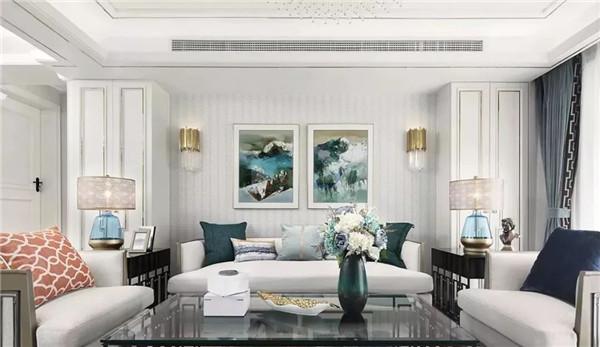 轻奢风格的房子 软装搭配有哪些?