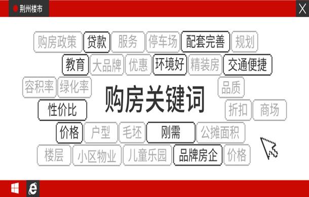 荆州楼市现状曝光以及房价预测 置业选哪里?