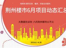 大数据告诉你 6月荆州楼市到底火不火!