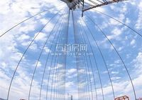 石首长江大桥通车进入倒计时 预计9月全线竣工