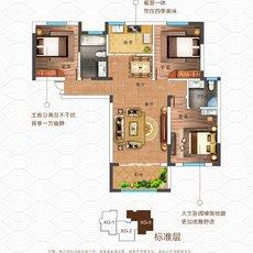 东都怡景·熙湖XG-5户型图