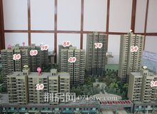 龙城怡景园10月进度:二期楼栋喜封金顶