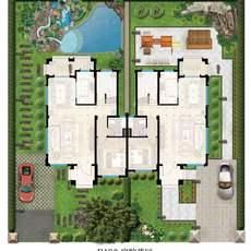 碧桂园山湖城庭院花园190户型图