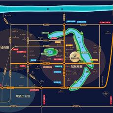 瀾橋水岸區位圖