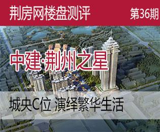 中建·荆州之星 城央C位 演绎繁华生活