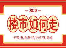 新盤、新地塊熱度高漲 2020年樓市如何走?