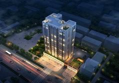 新概念大廈·城心精裝復式公館