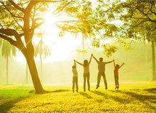 龙城怡景园 有人说 幸福 其实可以很简单