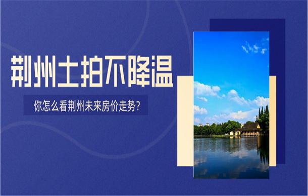 荆州土拍未降温 楼市坚挺 未来将怎么走?