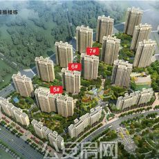 国城·城南春天项目首推楼栋