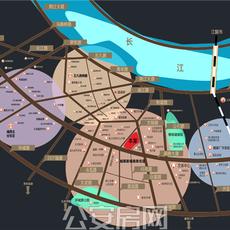 国城·城南春天项目区位图