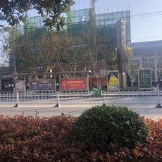 中建荆州之星商业街交通