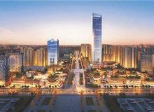 绿地荆州再著传奇 揭秘荆州在建最高地标