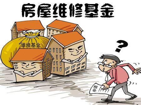 房屋公共维修基金是什么?由谁缴纳?被谁管理?