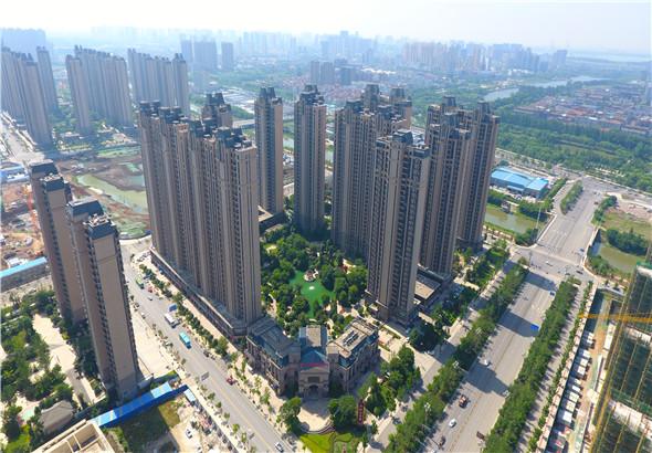 荆州 为何能吸引众多品牌房企入驻?