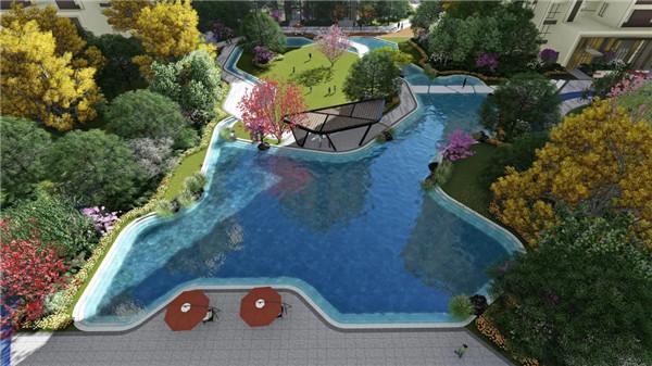 海棠湾开启城央低密时代 把家安在绿荫里