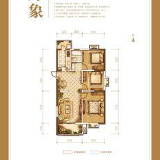 石首城市广场A1-02户型图