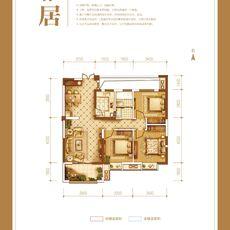 石首城市广场A2-02户型图