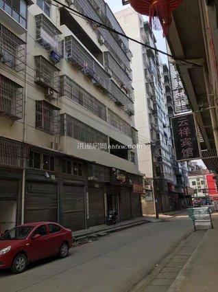 洪湖市峰口盛泰花园临街商铺