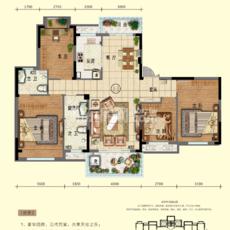 万联·枫林小城--户型图6