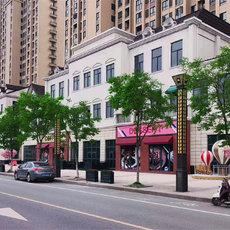 恒隆·时光里商业街实景图