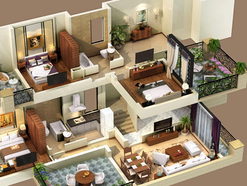 買套小戶型房源 關鍵在于選好地段和戶型